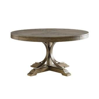 Oyster Bay Calerton Extendable Dining Table Extendable Dining Table Dining Table Transitional Dining Tables