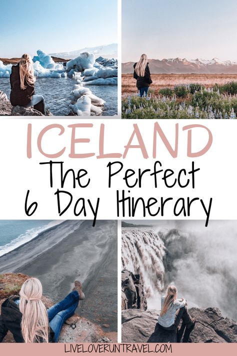 The Ultimate Ring Road Adventure: A 6 Day Iceland Itinerary