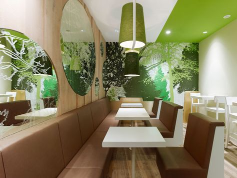Wienerwald Rebrand by Ippolito Fleitz Group | Yatzer