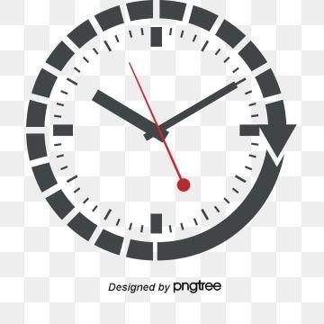 2019 的 Clock Watch Design Vector Material, Clock Vector