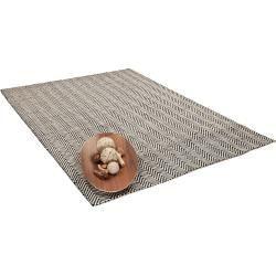 Benuta Naturals Kurzflor Teppich Ives Schwarz Weiss 200x300 Cm Moderner Teppich Fur Wohnzimmer 200x300 Benuta In 2020 Modern Carpet Rugs On Carpet Living Room Carpet