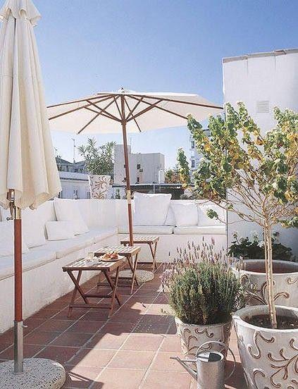 Dreams4Home Bangui III tettoia parasole gazebo tettoia per terrazze colore: grigio//marrone Tettoia per terrazze pergolati dimensioni: 512 x 285 x 350 cm