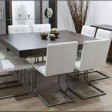 10 Most-Wanted Square Dining Tables | Large square dining ...