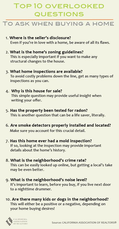 Open House Red Flags 10 Things To Look For When Buying A Home