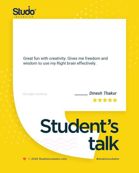 Student Talk!