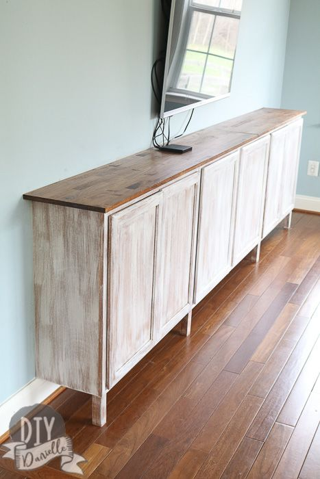 Easy Living Room Storage Cabinets Diy Danielle Living Room