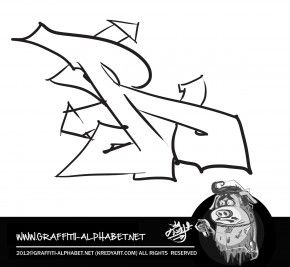 Wich one is the best graffiti letter r?