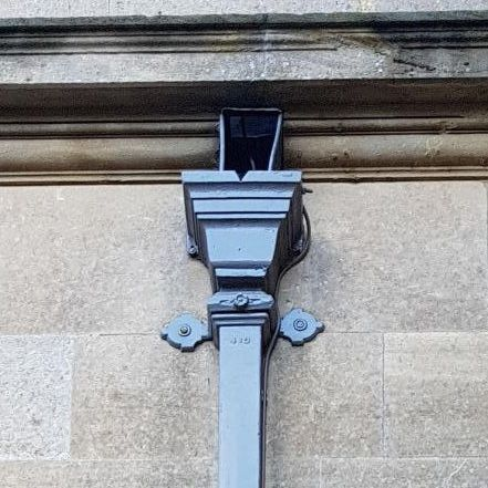Pin On Cast Iron Rainwater Systems