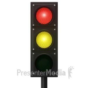Id 12882 Europeon Traffic Light Presentation Clipart Traffic Light Stop Light Lights