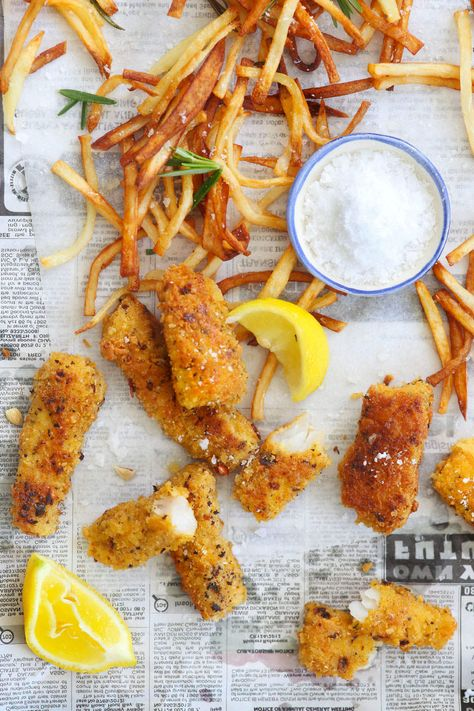 Spicy fish goujons | Crush Online Magazine Issue 36