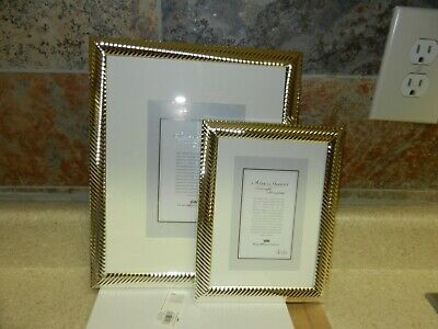 Nib 2 Silver Plated Photo Frames 8 X 10 5 X 7 Fashion Home Garden Homedcor Frames Ebay Link In 2020 Photo Frames Frame Photo Picture Frames