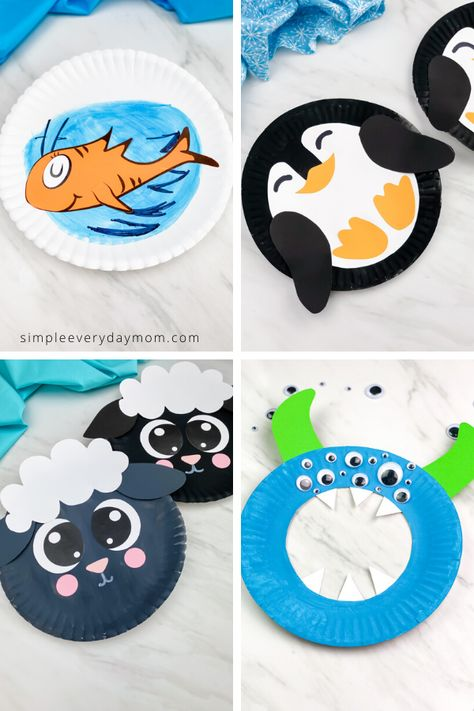 Looking for some fun and easy paper plate crafts for kids? We've got tons of great ideas from spring crafts, winter craft ideas and summer crafts. We've also got animal crafts and so many more easy and simple ideas!   #simpleeverydaymom #paperplatecrafts #kidscrafts #craftsforkids #kidsandparenting #preschoolcrafts #classroomcrafts #kindergarten #elementary #teacher