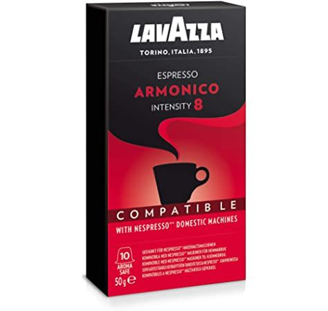 Lavazza Nespresso Lungo Leggero Coffee 10 Capsules Buy Online At Best Price In Uae Amazon Ae Nespresso Coffee Capsules Lavazza Coffee Capsules
