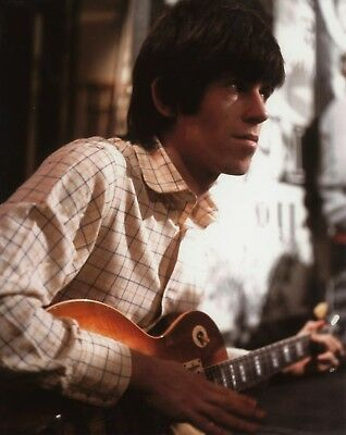 Rolling Stones Young Keith Richards Color 8x10 Photo Ebay Keith Richards Rolling Stones Keith Richards Rolling Stones