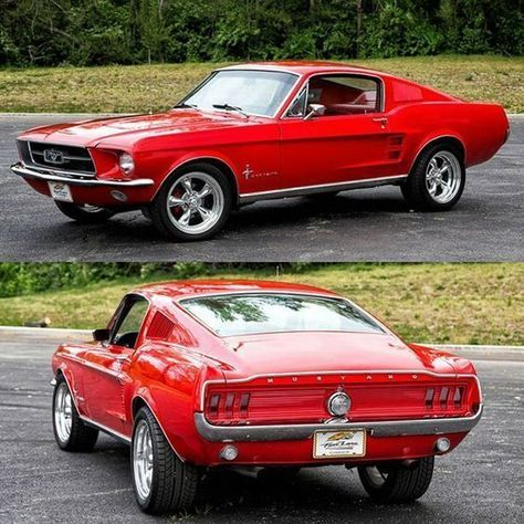 25  67 Ford Mustang #Mustangklassiker  Kelly Newton