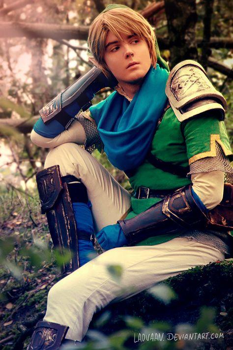 Hyrule Warriors - Link Cosplay by Laovaan on DeviantArt