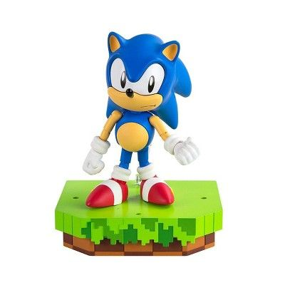 Free Shipping On Orders Of 35 From Target Read Reviews And Buy Tomy Sonic The Hedgehog 5 5 Inch Classic 1991 Ultimate Sonic The Hedgehog Sonic Sonic Figures