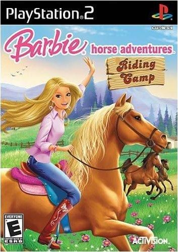 Barbie Horse Adventures Riding Camp Playstation 2 With Images