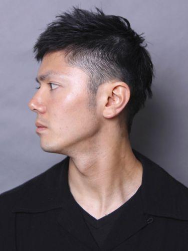 丸顔 ショートヘア メンズ特集 メンズファッションメディア Otokomae ヘアスタイル メンズ 40代 メンズ ヘアスタイル ツーブロック メンズ ヘアスタイル