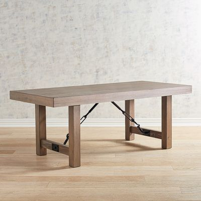 Eastwood Shadow Gray 78 Dining Table Dining Table Japanese
