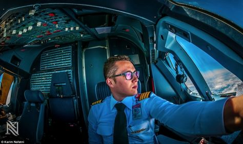 Passenger Jet Pilot Photographs Some Of The World S Most Beautiful
