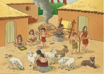 Paleolitico Y Neolitico Curso De Historia Primer Ano La Prehistoria Para Ninos Prehistoria Neolitico