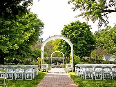 Lewis Ginter Botanical Garden Richmond Virginia Wedding Venues 3