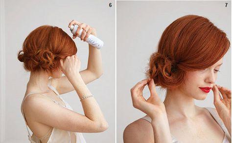 Tuto coiffure mariage à faire soi même - J'ai dit oui