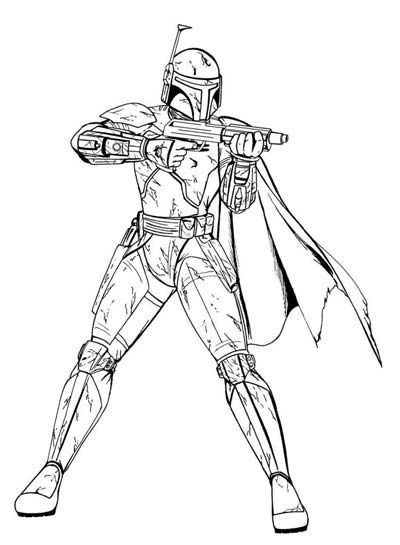 Boba Fett Coloring Pages Printable Star Wars Coloring Sheet Star Wars Colors Star Wars Coloring Book