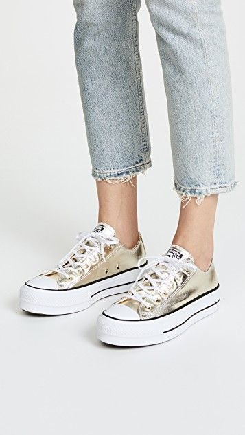 Converse Chuck Taylor All Star Lift Ox Sneakers Shopbop In 2021 Sneakers Buy Womens Shoes Online Girly Shoes