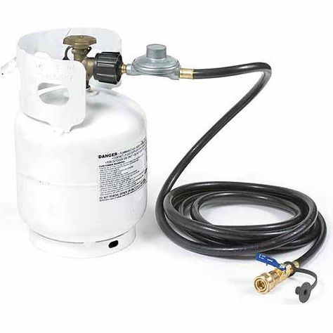 Camco Female Quick Connect X Acme 6 Propane Hose Propane Cylinder Camco Propane Accessories