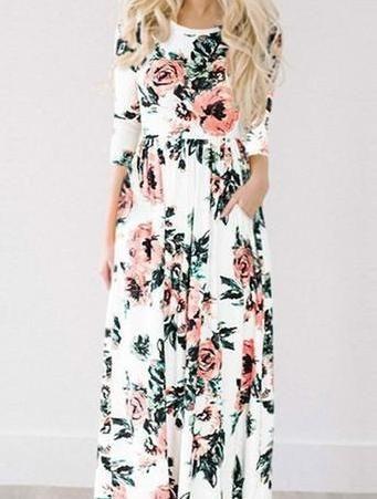Bohemian Maxi Dresses Uk
