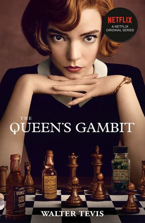 The Queen's Gambit (Television Tie-in) by Walter Tevis: 9780593314654 | PenguinRandomHouse.com: Books
