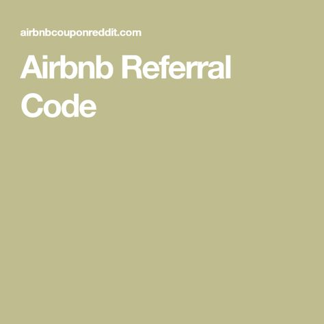 April 2020 : Airbnb 40 Off Coupons That Work [ Credit Card ...