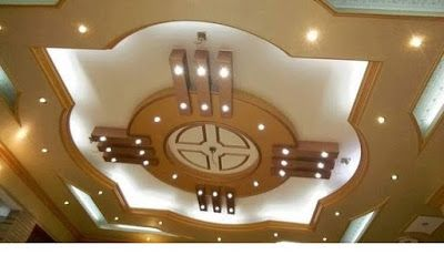 Latest Modern Pop Ceiling Design For Hall False Ceiling Designs