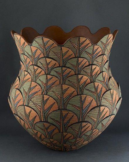 Types Of Pottery Pottery Art Ceramic Art Native American Pottery