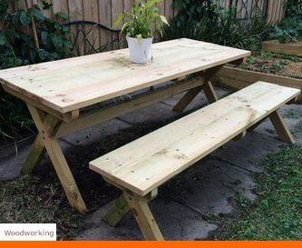 Bbq Table Plans Nz #woodworking and #woodcarving | Easy