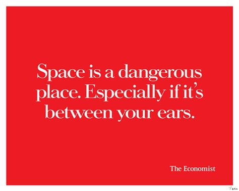 Space is a dangerous place | Music Prints | Sonic Editions