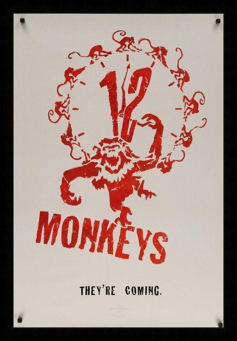 12 Monkeys - 1995