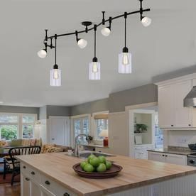 Lighting Is A Wonderful Attractive Layout Accent However In The Kitchen It S Especially Essenti Flexible Track Lighting Track Lighting Kitchen Track Lighting