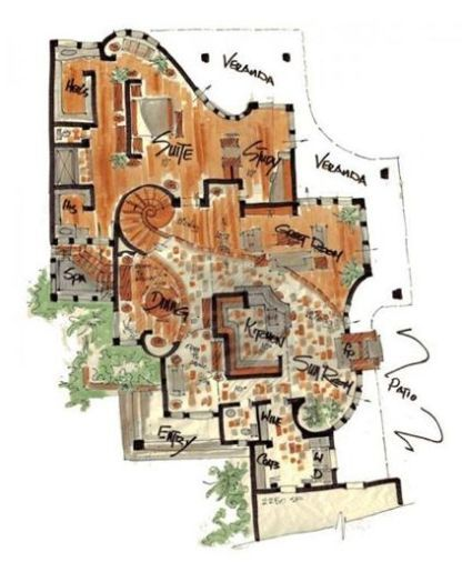 Pin On Homes Plans