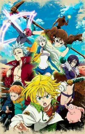 Nnt Los 7 Pecados Capitales La Historia De Los 7 Pecados Capitales 7 Pecados Pecados Capitales Anime 7 Pecados Capitales