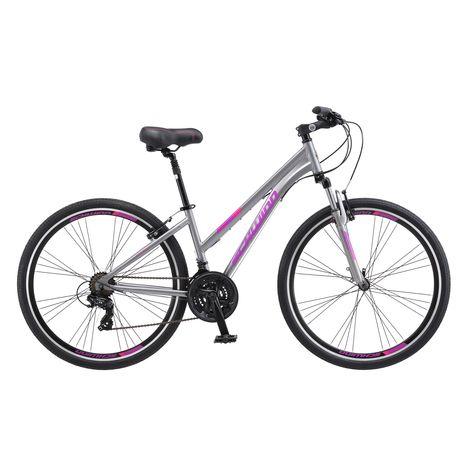 aa05116f100 Schwinn Hybrid Bike Women's Trailway - Gray 28 | Products | Bike ...