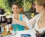 JOSKA Biergarten bei JOSKA Bodenmais