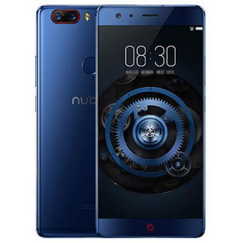 Only US$713.99, buy best zte nubia z17 dual rear camera 5.5 inch 8gb 128gb snapdragon 835 octa core 4g smartphone sale online store at wholesale price.