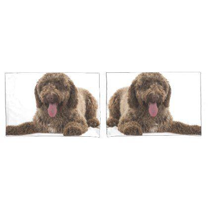 Pillowcase In Spanish Stunning Spanish Water Dog Pillowcase Pinterest Spanish Water Dog