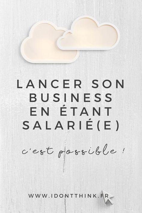 Lancer son petit business tout en étant salarié : c'est possible !