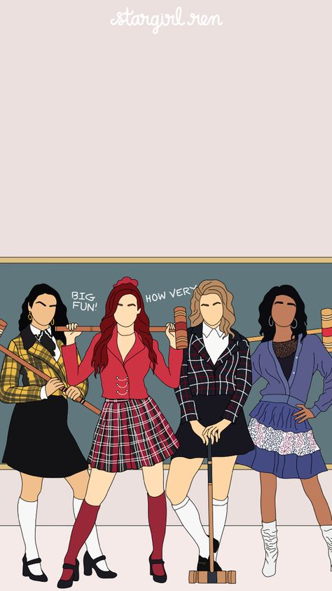 Riverdale Candy Store Heathers