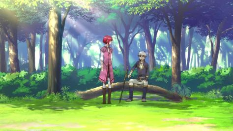 Snow White With The Red Hair Season 1 Episode 6 English Dubbed Youtube Snow White With The Red Hair Anime Red Hair