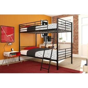 Whitbeck Twin Bed Twin Bunk Beds Twin Loft Bed Bunk Beds